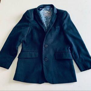 Appaman boys navy suit jacket blazer